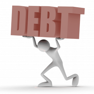 "<span class=""s5_h3_first"">Burdened</span> by Debt?"